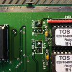 Atari 1040STFM #1 TOS Jumper