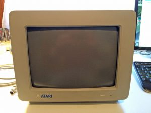 Atari 1040STFM #1 SM124