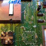 Atari 1040STFM #1 board detail