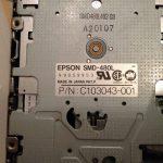 Atari 1040STFM #2 SMD-480L Floppy