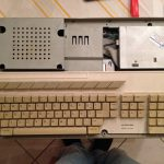 Atari 1040STFM #2 open