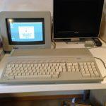 Atari 1040STFM #2 Setup