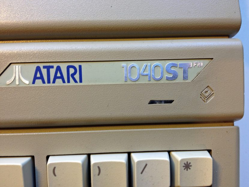 Atari 1040STFM #3