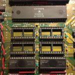 Atari Mega ST2 ROM Socket