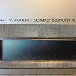 Texas Instruments CC40