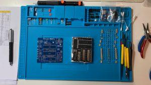 Z80-MBC2 preparation