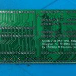 SC108 solder side