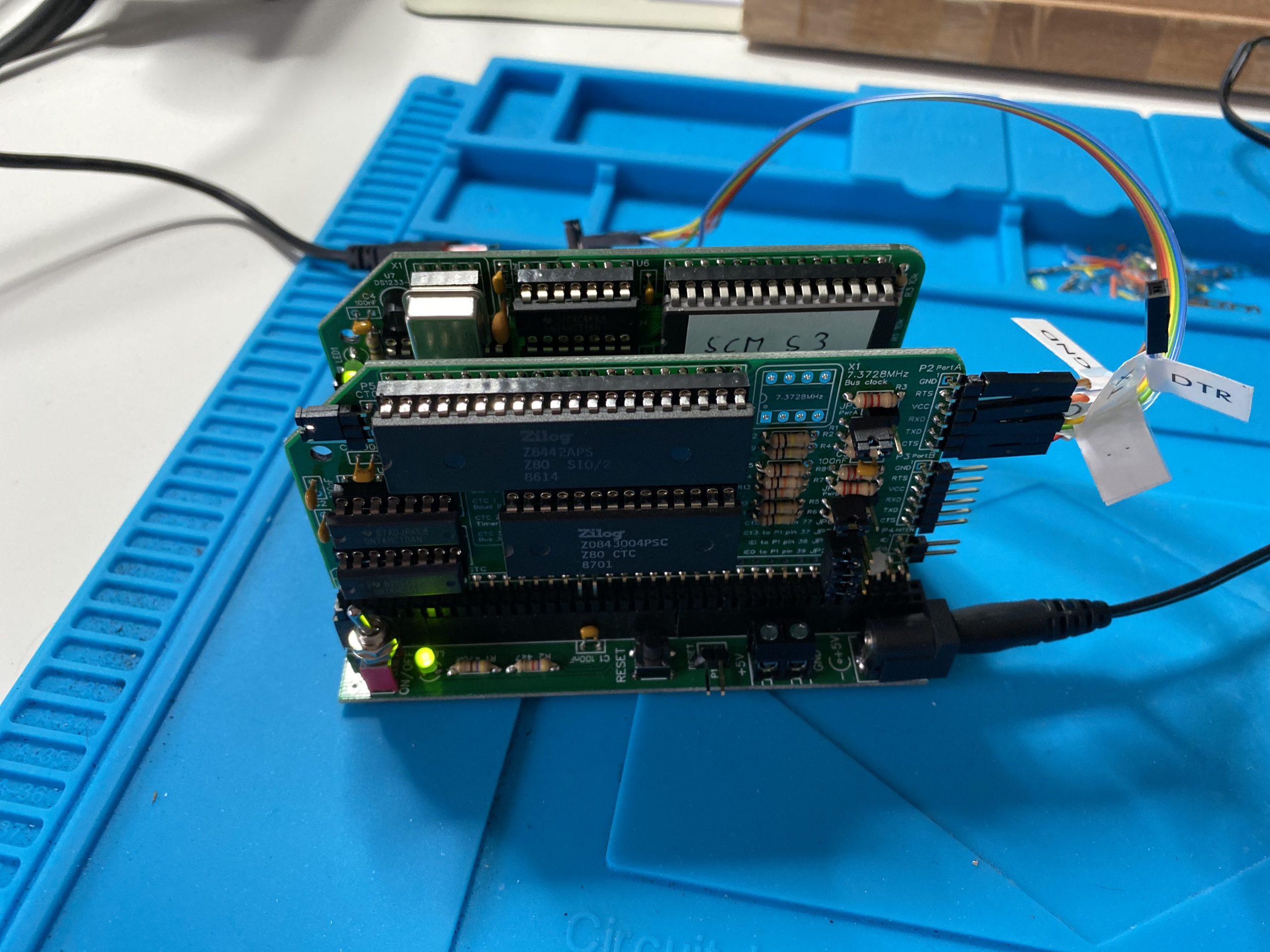 SC110 testing