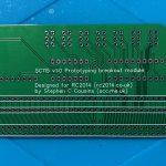 SC115 solder side