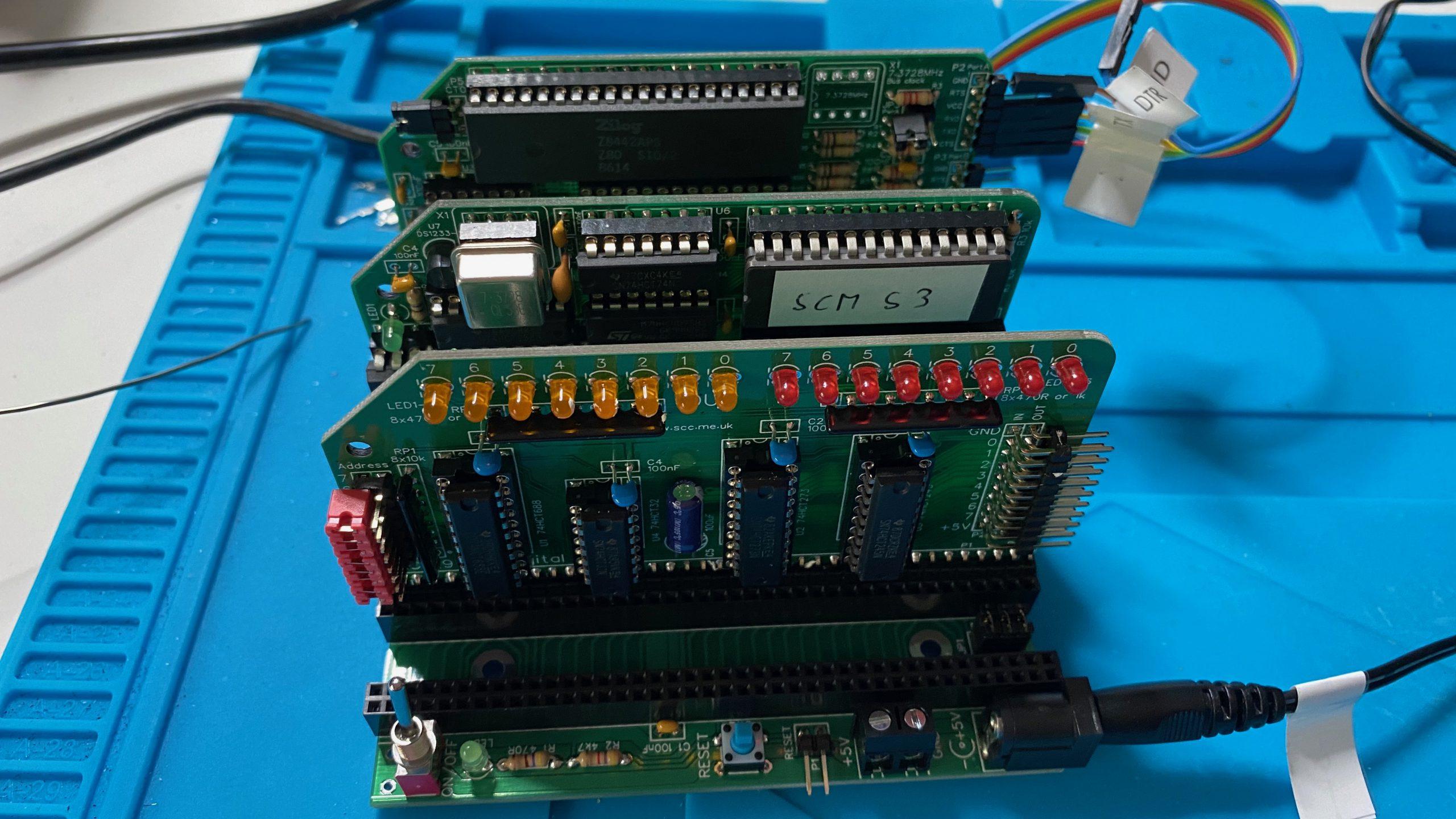 SC129 testing